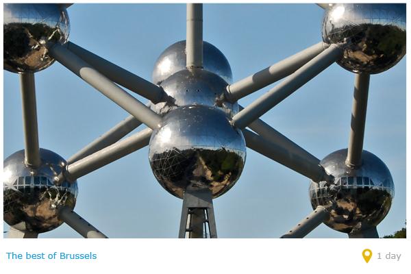 The Brussels Atomium